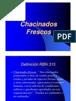 Chacinados Frescos, Recetas Chorizos Fac Agronomia