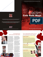 Racism Cuts Both Ways