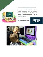 Documento Textual en Word a PDF