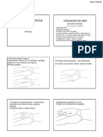Drenagem Linfatica Manual - Pratica