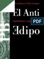 Deleuze & Guattari - Anti-Edipo