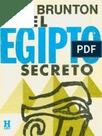 Brunton Paul-El Egipto Secreto 01