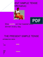 The Present Simple Tense342