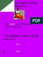 The Present Simple Tense342