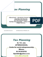 14 July Tax Planning for Pgpse