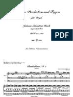 Bach Kleine Praeludien 1-Cmaj-bwv533
