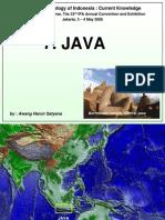 7. Java Petroleum Geology