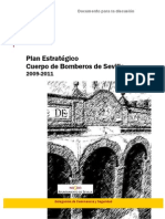 PLAN ESTRATEGICO Cuerpo de Bomberos de Sevilla 2009-2011