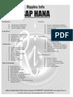 Hana guide