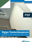 Trockenbau Praxis Rigips Austria
