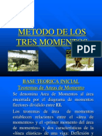 Tres Momentos