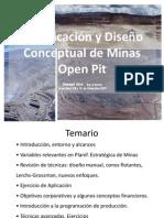 M. Arre - Planificación y Diseño C de Minas Open Pit