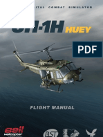 DCS UH-1H Flight Manual - Helecopter Rotation-wing by Eagle Dynamics