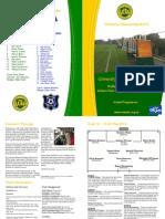 VUWAFC Programme 2013-4