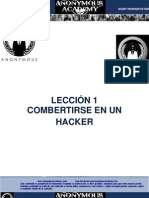 Combertirse en Un Hacker