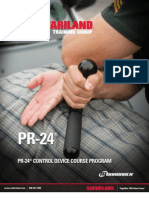 pr 24 coursebook 2011 use of force risk rh scribd com PR-24 Training MP Baton