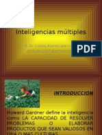 3a Inteligencias múltiples