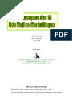 Adilson de Oxalá - Mensagens dos 16 Odu