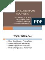 6 Ukuran Kemiskinan Indonesia