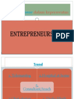 Trend Dan Issue (Enterpreunership)