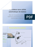 Presentation Calculateur