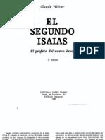 020 El Segundo Isaias, Claude Wiener