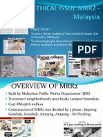 Ethical Issue Mrr2