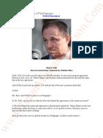 JACKSON V AEG May 22nd 2013- Shawn Trell-Trial Transcripts