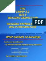 6. Welding Symbols & Weld Preparations