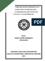 Cover Resume Kmb