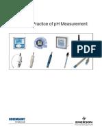 LIQ MAN 6033 Theory Practice pH Measurement