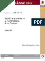 Bach Artes Plasticas