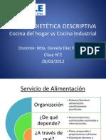 2° Cocina hogar vs Industrial