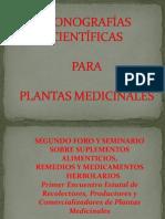 Monografias Cientificas Plantas Medicinales