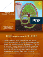 Permaculture -Ethics and Principles Session 2 of 7