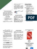 Anemias y Eritrocitos