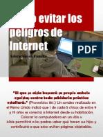 Cómo evitar los peligros de Internet.pptx