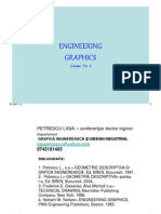 Engineering Graphics course