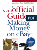 The Unofficial Guide to the Unofficial Guide to Making Money on eBay