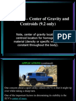 Chapter 9_Centroid and CG