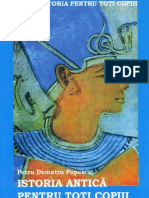 Petru Demetru Popescu – Istoria antica pentru toti copiii