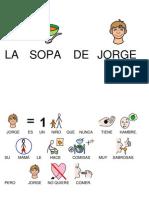 LA SOPA DE JORGE