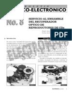 Recuperador Optico de Cds
