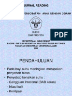 JURNAL DEMAM ppt