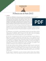 Carlos Parodi - Pobreza en el Perú 2012(1)