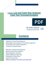Cash Flow_Fund Flow_Cash Forecasts