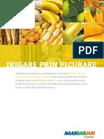 Catalog Produse Linii de Picurare Naandanjain, Date Tehnice Si Tehnologi