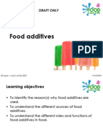 Food Additives 1