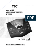 lifetec digitaler anrufbeantworter