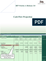 Cash Flow Projection
